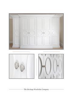 Bespoke Wardrobe Brochure - The Heritage Wardrobe Company