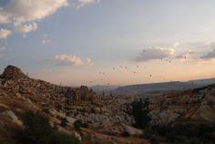 Cappadocia in the morning, Turkey