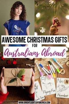 Gifts to send to your Australian expat friend or relative to remind them of home. Gifts for adults and children made by Australian businesses from home and overseas. Aussie expat | Australians abroad | Australians overseas | Gifts for Aussies abroad | Gifts to remind Australians of home | Christmas gifts for Australians Moving Overseas, Overseas Travel, Australian Christmas, Things To Do At Home, Work Visa, Aussies, Bright Lights, Best Christmas Gifts, Study Abroad