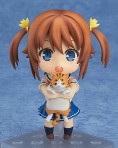 High School Fleet - Isoroku - Misaki Akeno - Nendoroid #674 (Good Smile Company)