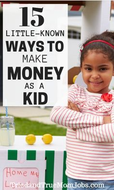Want to know how you or your kids can make money? Check out this neat list of ways to start earning money today. Online Surveys For Money, Earn Money From Home, Earn Money Online, Earning Money, Money Today, Online Earning, Online Jobs, Money Fast, Money Saving Mom
