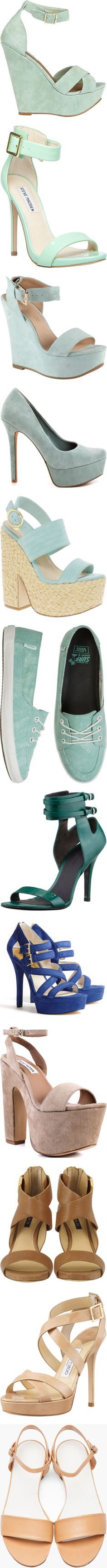"""shoes 3"" by helen-enjoy ❤ liked on Polyvore"