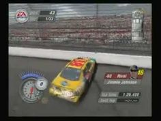 NASCAR Thunder 2004 PC Gameplay HD. This video features a full race gameplay in NASCAR Thunder 2004, a race won on the Las Vegas Motor Speedway after a few c...