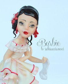 Barbie lo Schiaccianoci - SugarArt