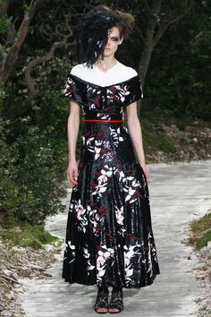 Manuel Vera - Chanel Couture Spring 2013 (best looks)