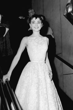 A look back on the life of the iconic actress, humanitarian, and fashion maven.