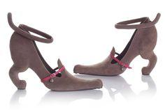 Cat Shoes by Kobi Levi