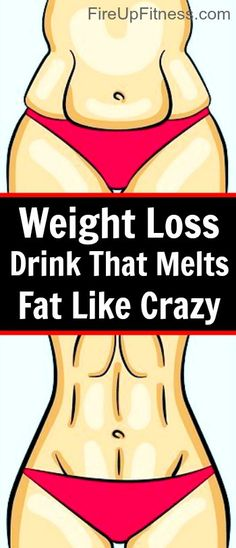Weight Loss Drink That Melts Fat Like Crazy! #TooFit2Sweat