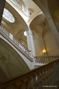 Details of Louvre - Paris - France