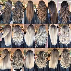 """6,209 Likes, 37 Comments - OLAPLEX (@olaplex) on Instagram: """"There's a highlight for everyone! Color inspo via @alennmj Brunette, icy blonde, and beige…"""""""