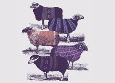 """""""Cool Sweaters"""" - Threadless.com - Best t-shirts in the world - IT'S A T-SHIRT!! How cool is that!"""