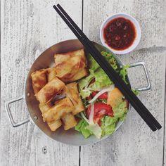 New #menu with some extra dishes like #springrolls coming soon at #BiaaaBbq . . #beer #bia #bbq #restaurant #hoian #vietnam #follow #picoftheday #instalike #biaaabbq . #vietnamese #healthy #vegetarian #localfood #cleaneating #breakfast #lunch #dinner . #야외파티 #먹스타그램 #먹방 #아침식사 #점심 #공식만찬 #유행의