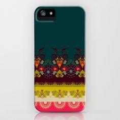 Midnight Blossom iPhone & iPod Case