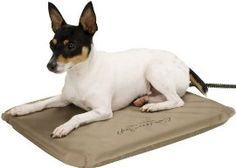 K 1070 Lectro-Soft Heated Outdoor Bed, Small