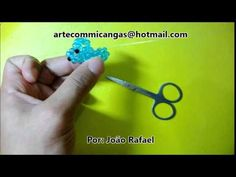 Step by Step Beads Puppy - YouTube