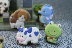 Cutie Pettie collection, via Flickr. -- that cow is adorable!