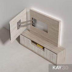 Tv Unit Furniture, Home Furniture, Home Office Design, Home Interior Design, Tv Rack Design, Tv Wall Cabinets, Living Room Decor, Bedroom Decor, Rack Tv