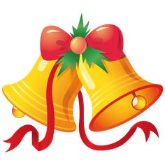 Image result for christmas bells images