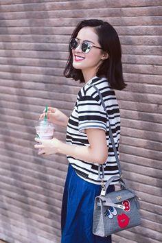 """Những nàng """"mẫu lookbook"""" Việt xinh đẹp và được yêu thích không thua gì hotgirl - Kenh14.vn"""