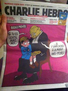 Charlie Hebdo!