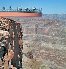 Grand Canyon Skywalk - Arizona USA