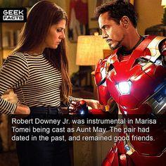 Whos been your favourite interpretation of Aunt May? Marvel Dc, Marvel Memes, Marvel Comics, Marvel Facts, Superhero Facts, Spiderman, Downey Junior, Dc Heroes, Robert Downey Jr