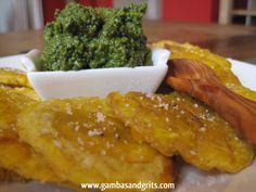 Authentic Cuban Tostones - Hispanic Kitchen