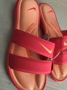 22910dd8e4e1 NWT NIKE ULTRA COMFORT SLIDE SZ 7 Womens Slide 882695 600 Racer Pink Sunset  Gl  fashion  clothing  shoes  accessories  womensshoes  sandals (ebay link)