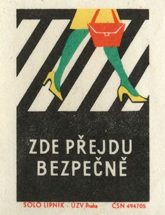 """""""Matchbox labels offered the perfect canvas for efficient, modern advertising.""""Jane McDevitt discovered the beauty of vintage matchboxes via. Vintage Packaging, Vintage Labels, Vintage Ads, Vintage Posters, Illustration Design Graphique, Art Graphique, Illustration Art, Vintage Magazine, Matchbox Art"""