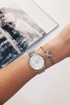 """@saralrash """"can't live without my boyfriend watch by @fossil #fossilstyle #fossilpartner"""""""