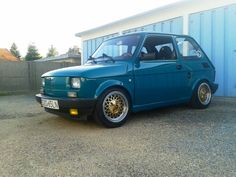 Fiat 126, Steyr, Small Cars, Italian Style, Slammed, Cars And Motorcycles, Motors, Cool Cars, Classic Cars