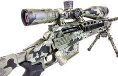 SAVAGE 110 BA 338 LAPUA 110BA SNIPER RIFLE .338 : Bolt Action Rifles at GunBroker.com