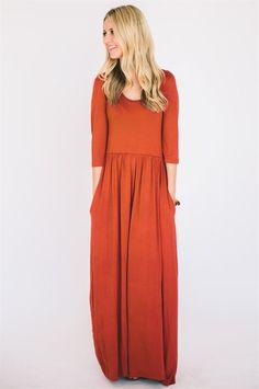 Dusti Maxi Dress | Extended Sizes
