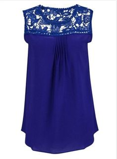 Vestido Azul / jahsaude