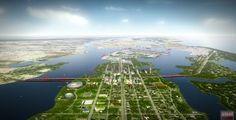 Abidjan City View