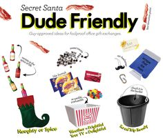 find this pin and more on secret santa and secret pals more office gift exchange ideas