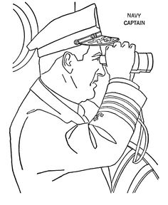 service men coloring pages bing images