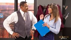 Tamar Braxton Guest Stars on Bounce TV's In The Cut
