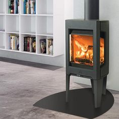 12 Best Tiny Gas Fireplaces For Our Wee Little House