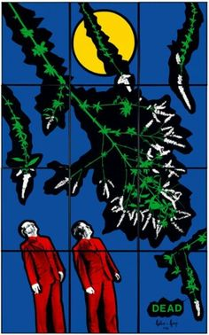 Dead Gilbert & George, Queer Art, Korean Art, London Art, Altars, North Africa, Virgin Mary, Light Art, Famous Artists