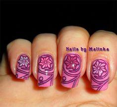 Nails by Malinka: Cheeky Jumbo 8 - Princess Charming