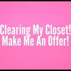 Accepting any reasonable offer! Accepting any reasonable offer! Accessories