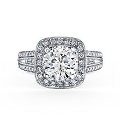 Its from Tiffany has a nice ring to it Tiffany Soleste rings in