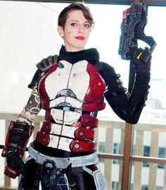 Mass Effect N7 Cosplay Photoshoot - DragonCon by ~Swoz on deviantART