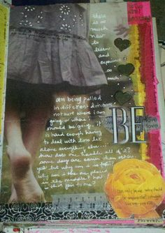 Kelly Kilmer Artist and Instructor: 1 September 2012 Journal Page