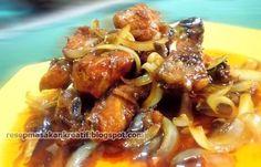 Ayam Goreng Mentega | Resep Masakan Indonesia (Indonesian Food Recipes)