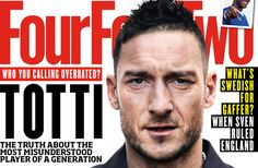Totti: The most misunderstood player of a generation
