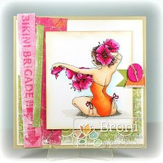 A Day For Daisies: New Releases 04.26.13 ~ Aloha Flower Garden...