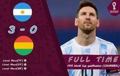#Argentina #Bolivia #CONMEBOL