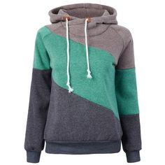 ZANZEA Women's Long Sleeve Hoodie Sweatshirt Pullover Jumper Tops... (£14) ❤ liked on Polyvore featuring tops, hoodies, sweatshirts, grey, jackets, grey hooded sweatshirt, grey sweatshirt, gray hooded sweatshirt, gray sweatshirt and pullover sweatshirts